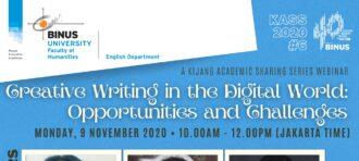 KASS # 6: Creative Writing in Digital World