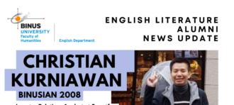 Graduate Testimony: Sri Ekawati